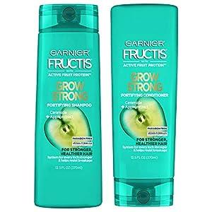Best Epic Trends 51ULtWCiD7L._SS300_ Garnier Hair Care Fructis Shampoo & Conditioner Kit, Grow Strong