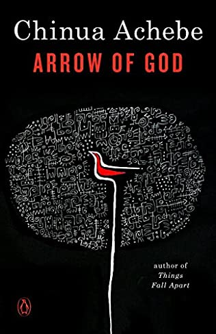 book cover of Arrow of God
