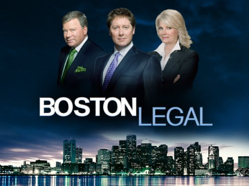 Click for larger image of Boston Legal Season 5
