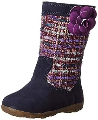 Amazon.com | Stride Rite Mira Sweater Boot (Toddler/Little