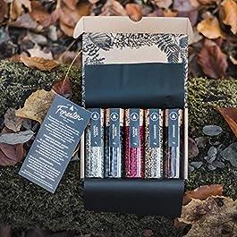 Natürliche Gin Tonic Gewürze Geschenk-Box