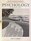 Psychology 9780155466838