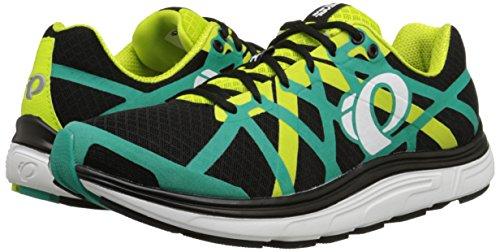 PI Shoes EM Road H 3 Black/Dynasty Green 14.0