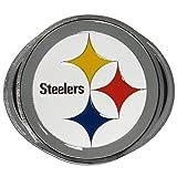 Siskiyou Sports NFL Pittsburgh Steelers Class III Hitch Cover