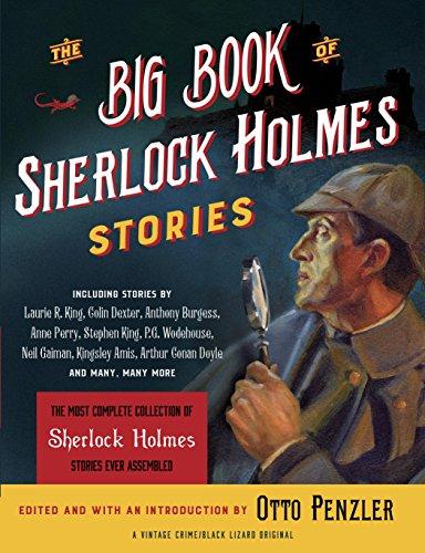 The Big Book of Sherlock Holmes Stories (Vintage Crime / Black Lizard - Lizard Black