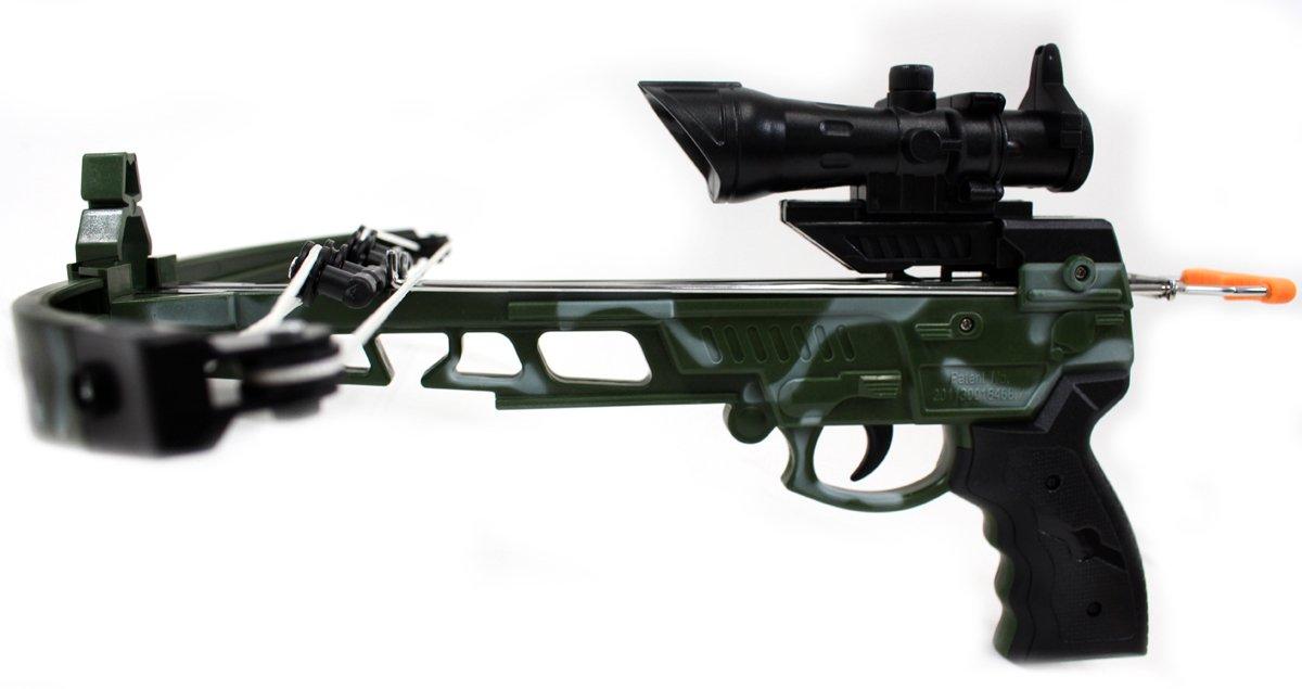 PowerTRC Military Toy Crossbow Set w/Target by PowerTRC (Image #3)