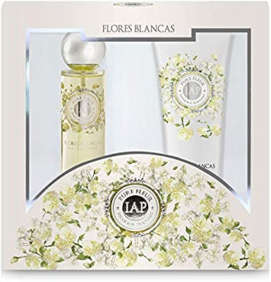 Estuche iap PHARMA PARFUMS - Perfume Pure Fleur 150 ml y Body Milk Flores Blancas 230 ml: Amazon.es: Belleza