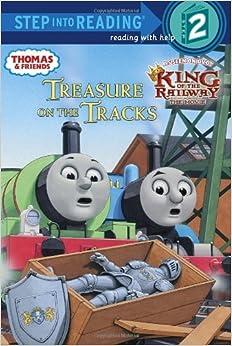 Amazon.com: Treasure on the Tracks (Thomas & Friends