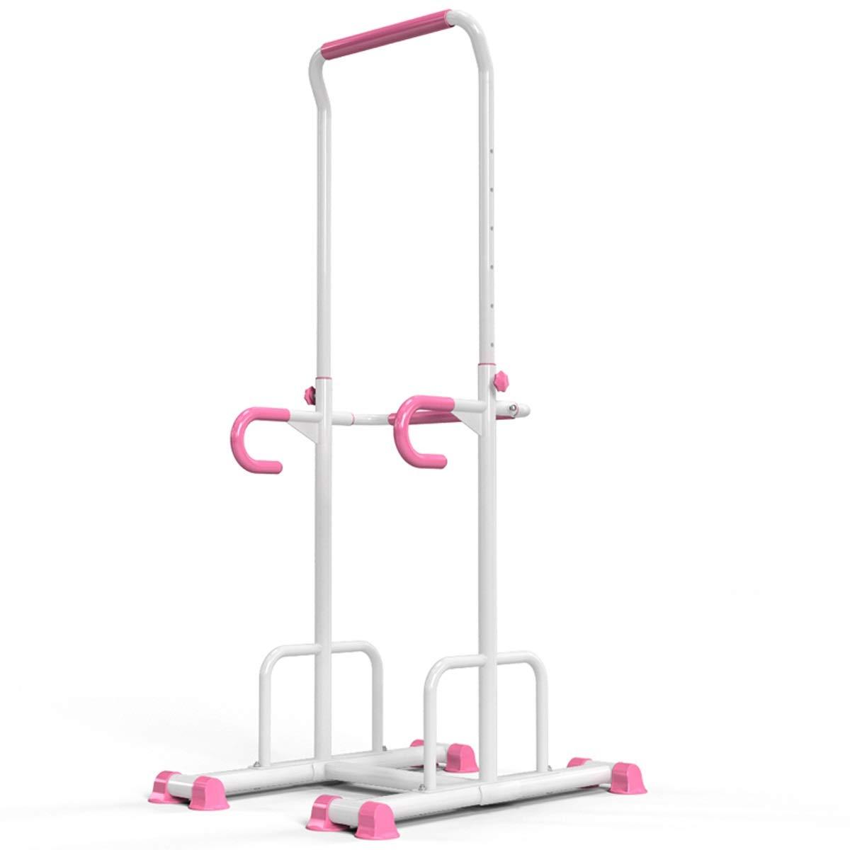 Baianju Home Indoor Pull-ups Horizontal Bar Double-bar Multi-Functional Fitness Equipment Increased Family Sporting Goods
