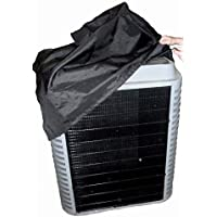 New & Improved! HVAC Source Small AC Condenser Cover Professional Grade