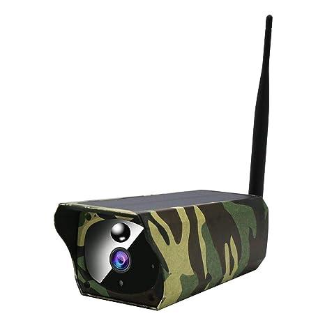 cliff.l Cámara de vigilancia - Cámara espía para Animales 1080p Visión Nocturna con Sensor