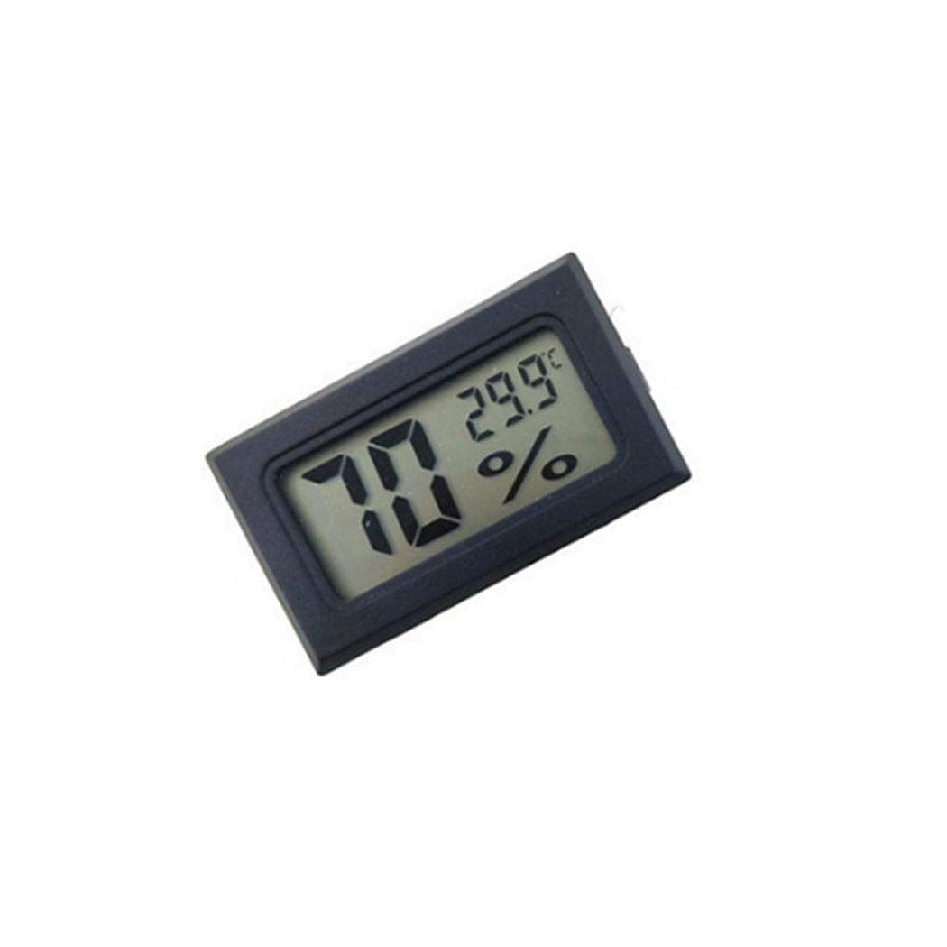 Idomeo Mini LCD Digital Thermometer Hygrometer Temperature Humidity Monitor Home Indoor Thermometers