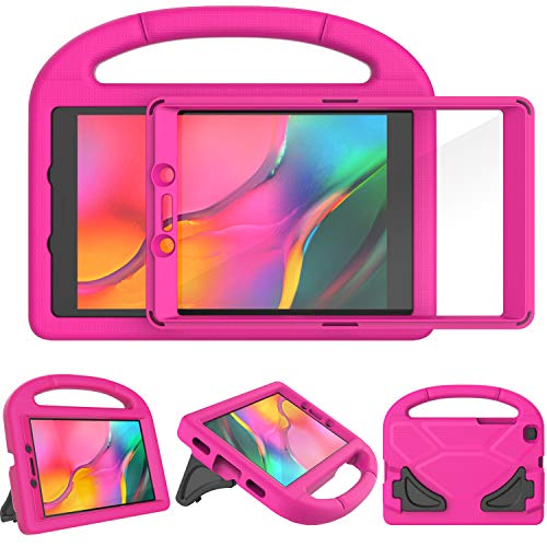Funda Niños Para Samsung Galaxy Tab A 8.0 2019 Rosa