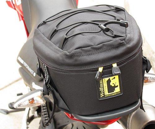Wolfman Luggage M803 - Peak Tail Bag