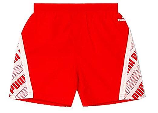 c66c03534f Puma kid's swim shorts: Amazon.co.uk: Clothing