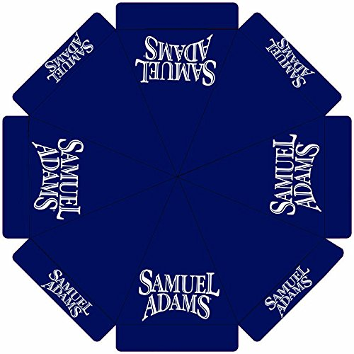 Samuel Adams Beer 9 ft Patio Market Umbrella