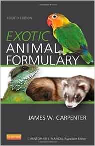 carpenter exotic animal formulary pdf