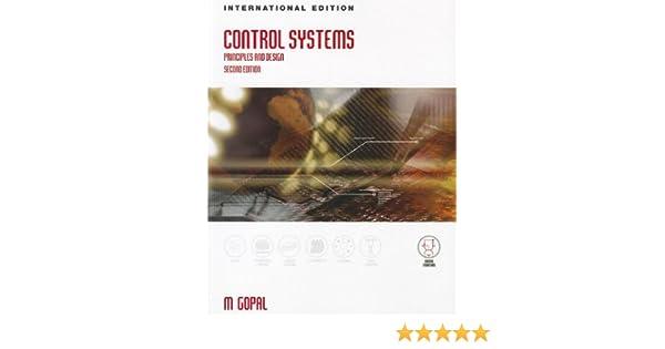 Control Systems Principles And Design Gopal M 9780071231275 Amazon Com Books