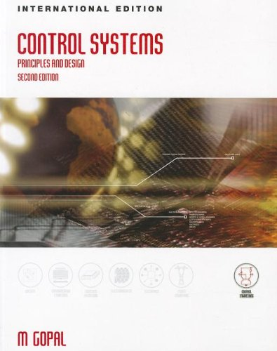 Control Systems Principles And Design Gopal M 9780071231275 Amazon Com Books