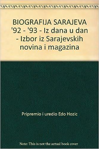 BIOGRAFIJA SARAJEVA 92