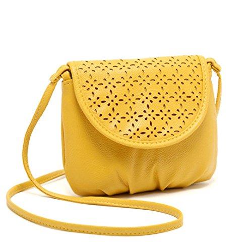Vovotrade® Pelle delle donne borsa crossbody messaggero tote mini borsa