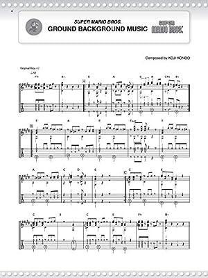 Super Mario Series for Guitar: Guitar Tab: Amazon.es: Kondo, Koji ...