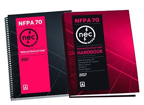 NEC Spiralbound and Handbook Set, 2017 Edition ()