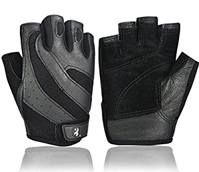 BOODUN Men's Weight Lifting Gloves With Wrist Support For Gym Workout