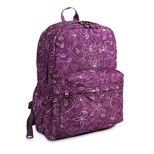 J World New York Oz Backpack, Love Purple by J World New York (Image #4)