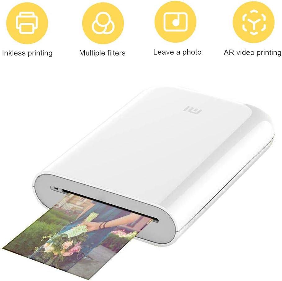 Für Xiaomi Mijia Mobiler Drucker Bluetooth 5 0 W Computer Zubehör