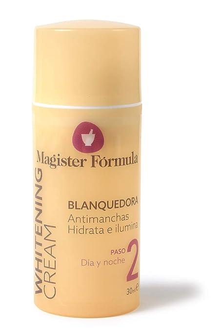 Crema Antimanchas Despigmentante 30 ml | Blanqueadora facial | Hidratante para la cara | Previene y