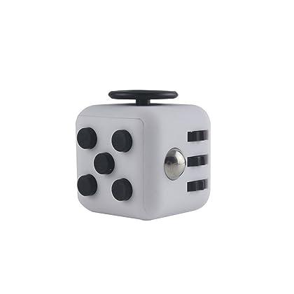Generic Stress Cube, White/Black