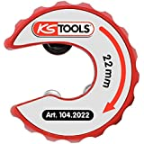 KS Tools 104.2028 Ratchet pipe cutter, 28mm by KS Tools