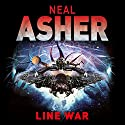 The Line War Audiobook by Neal Asher Narrated by Ric Jerrom