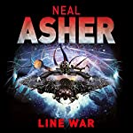 The Line War | Neal Asher