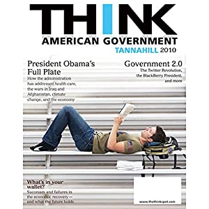 Think American Government 2010, 2/e Audiobook