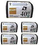 (5 Rolls) FNAC APS 400 40 Exp Film Advanced Photo System Advantix BULK