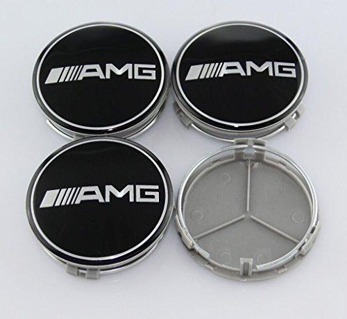 black amg emblem - 7