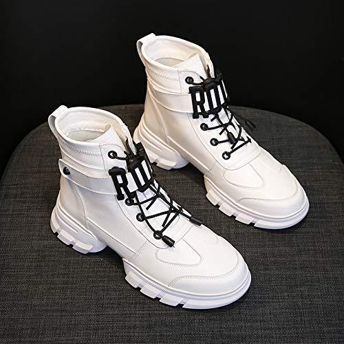Shukun Stiefeletten High-Top Schuhe Schuhe Schuhe Damen Baumwolle Martin Stiefel Damen Herbst und Winter Damen Sportschuhe Stiefel c29fa2