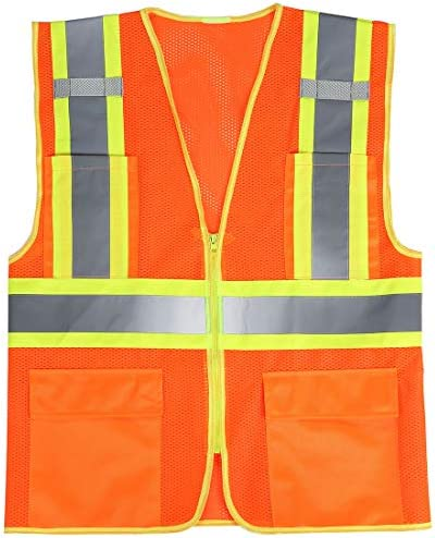 SULWZM Visibility Reflective Pockets Breathable product image
