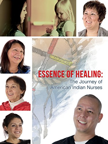 Essence of Healing: Journey of American Indian - Pine Essence