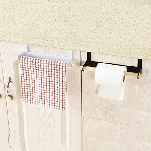 - single pole paper towel holder towel rack Bathroom Toilet Roll Paper Holder H5R7