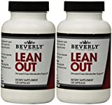 Beverly International Lean Out 120 Capsules (Pack of 2)