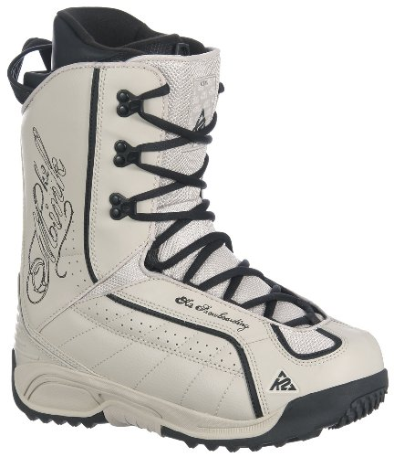 K2 Mink Snowboard Boots Pearl Women's Sz 5 by K2