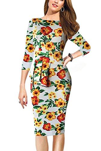 Buy below the knee dresses for work - 3