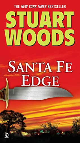 Santa Fe Edge (Ed Eagle Novel Book 4) (Four Santa)