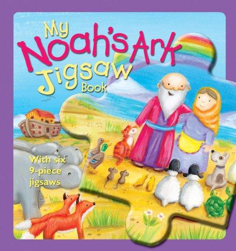 Noahs Ark Jigsaw Book - My Noah's Ark Jigsaw Book (Lion Jigsaw Books)