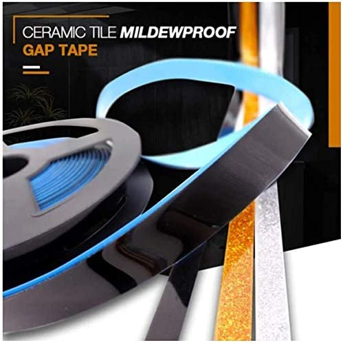 Ceramic Tile Mildew Proof Gap Tape !Our Stickers Are Used For a Gap Of Any Tile!