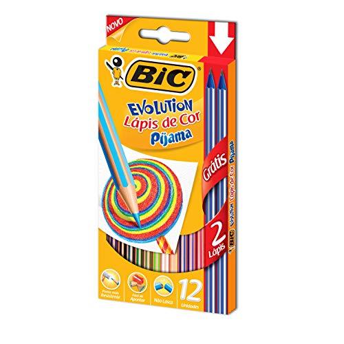 Evolution Pijamas BIC 902395 Multicolor