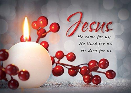 Celebrate Our Savior - Boxed Greeting Cards - Christmas - KJV Scripture